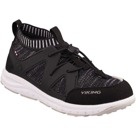 Viking Footwear Brobekk Schuhe Kinder black/grey
